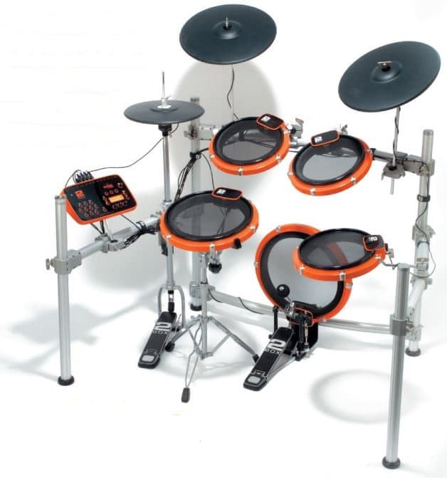 This 2Box Drumit 5 review compares this kit to the Roland TD-11K