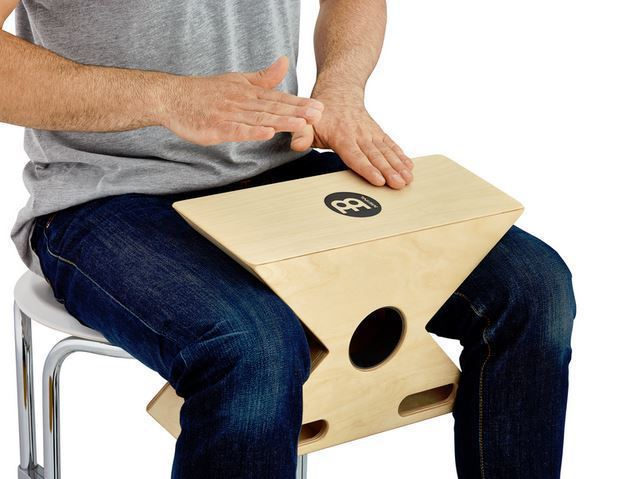 Slap-top-cajon