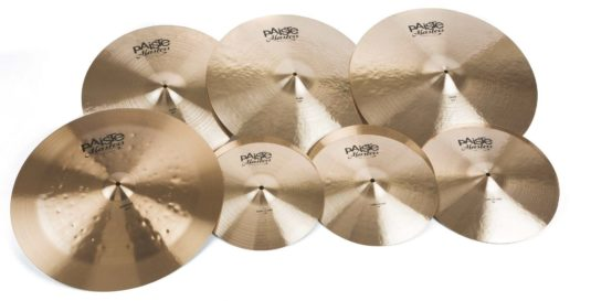 Paiste Thin-Cymbals Masters-Serie