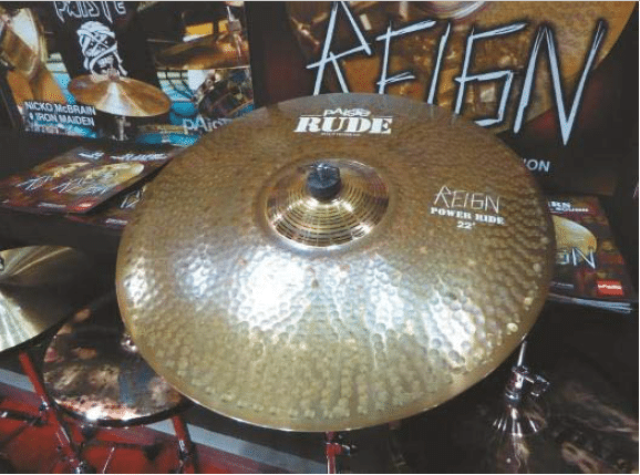 Das Paiste Rude The Reign Power Ride