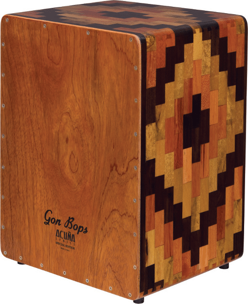 Traditional Peru Cajon