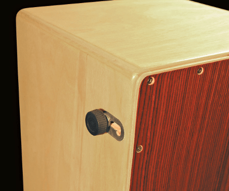 Cajon-Modell mit On/Off-Mechanik