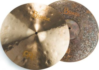 "meinl byzance jazz 15"" thin hi-hat"
