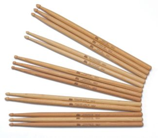 Hickory Drumsticks Meinl Stick & Brush