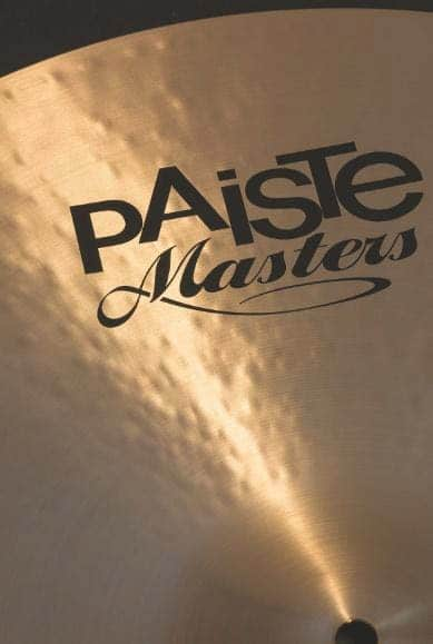 Extra Thin Cymbals Paiste Masters-Serie