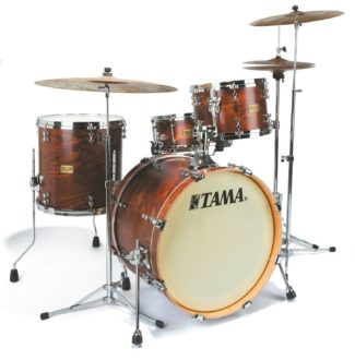 Tama: S.L.P. Fat Spruce Drumset