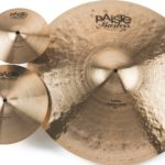 Paiste Masters Dark Splashes und Dark Crash Ride
