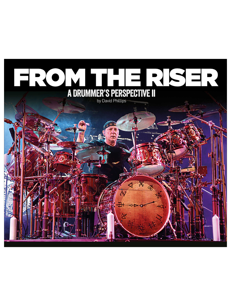 Produkt: From The Riser – A Drummer's Perspective II
