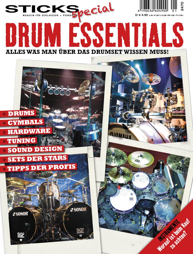 Produkt: Drum Essentials