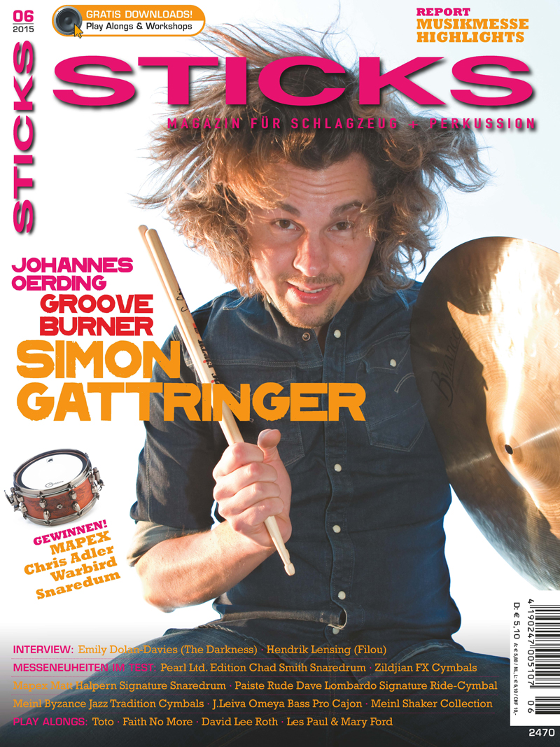 Produkt: Sticks Digital 06/2015