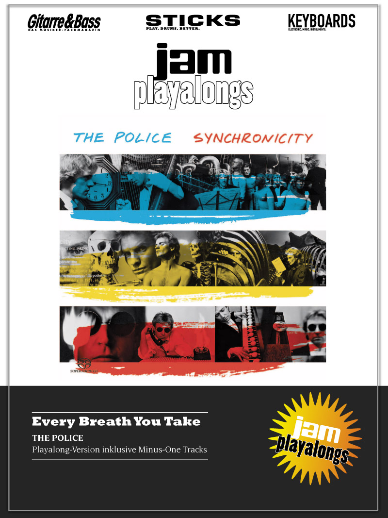 Produkt: Every Breath You Take – The Police