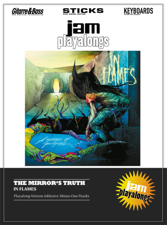In Flames In Mirrors Truth Playalong