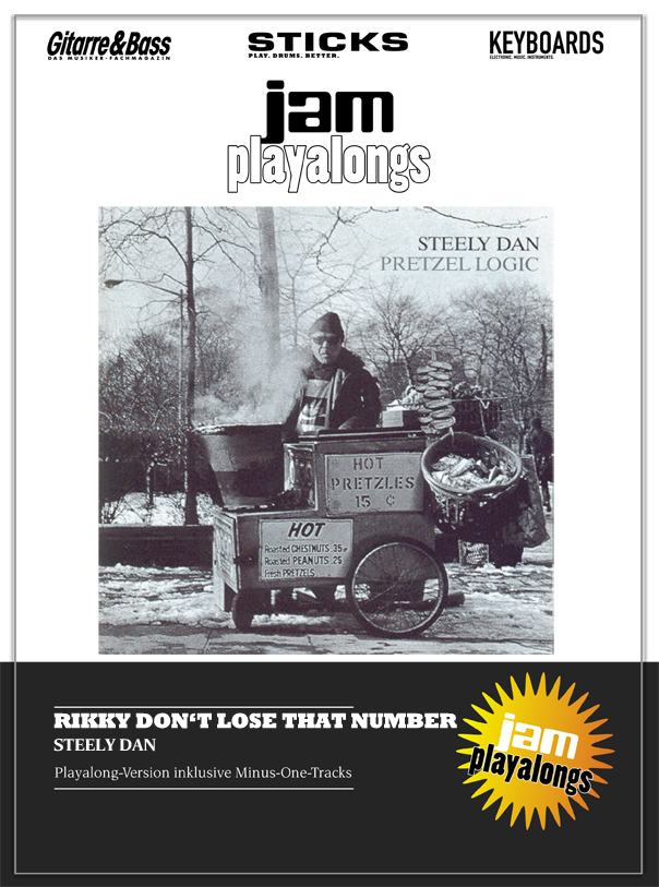Produkt: Rikki Don't Lose That Number – Steely Dan