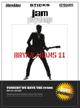 Bryan Adams Tonight we have the stars Playalong