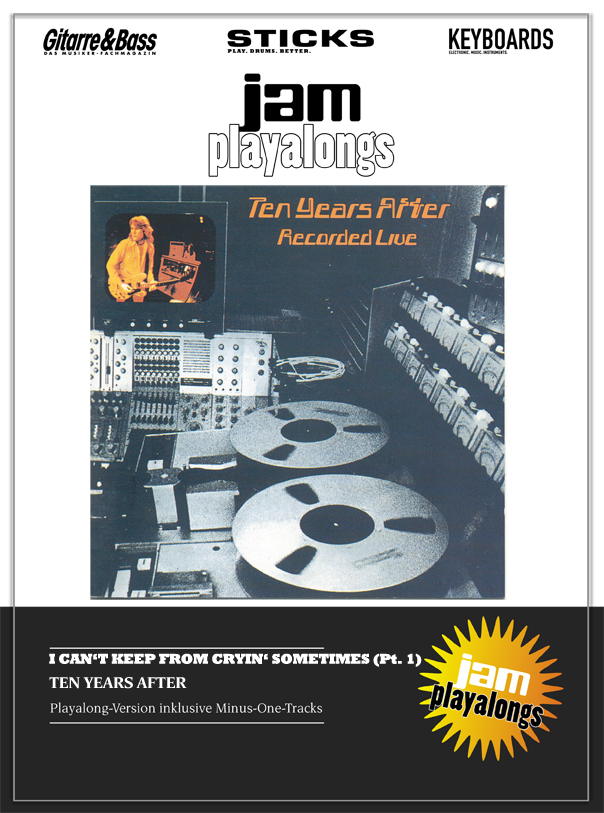 Produkt: I Can't Keep From Cryin' Sometimes (Part 1) – Ten Years After