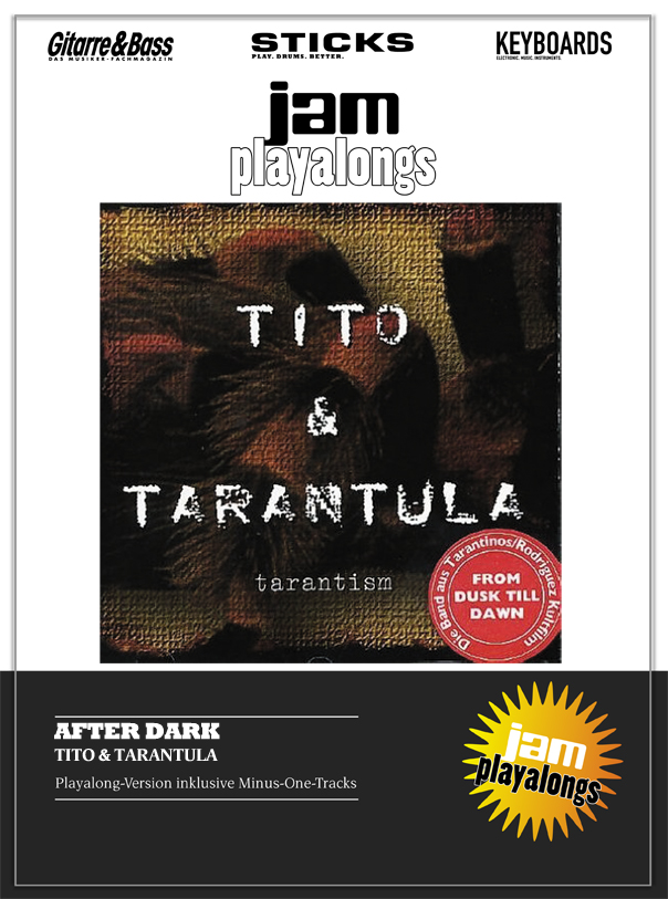 Produkt: After Dark – Tito & Tarantula