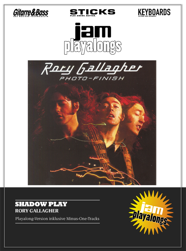 Produkt: Shadow Play – Rory Gallagher