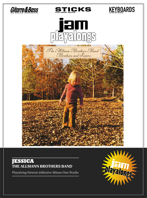 Produkt: Jessica – The Allman Brothers Band