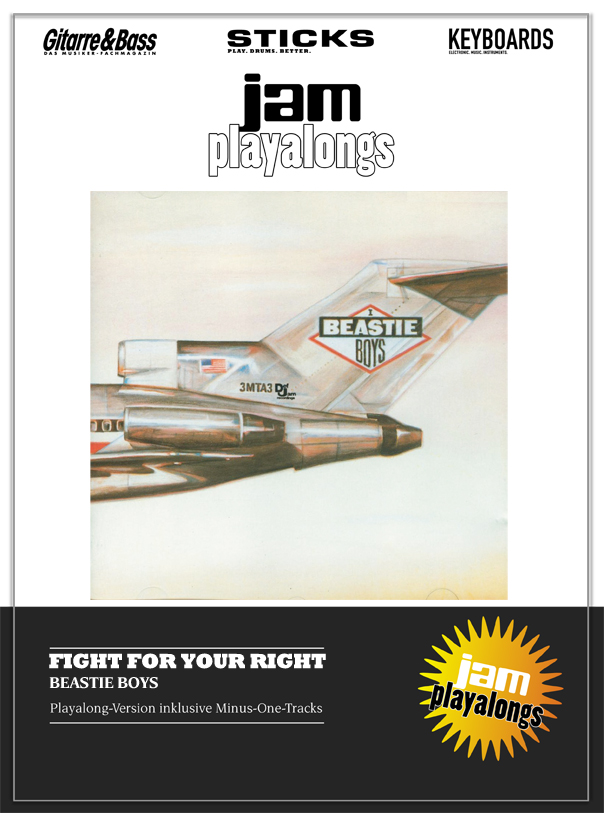 Produkt: (You Gotta) Fight For Your Right (To Party) – Beastie Boys