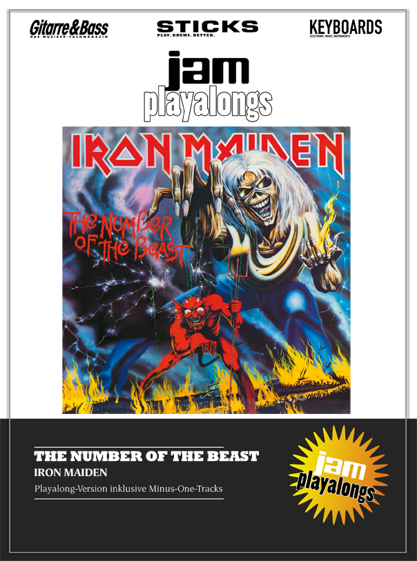 Produkt: The Number Of The Beast – Iron Maiden