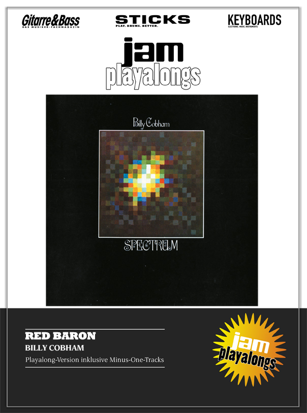 Produkt: Red Baron – Billy Cobham