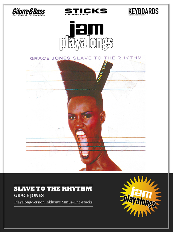 Produkt: Slave To The Rhythm – Grace Jones