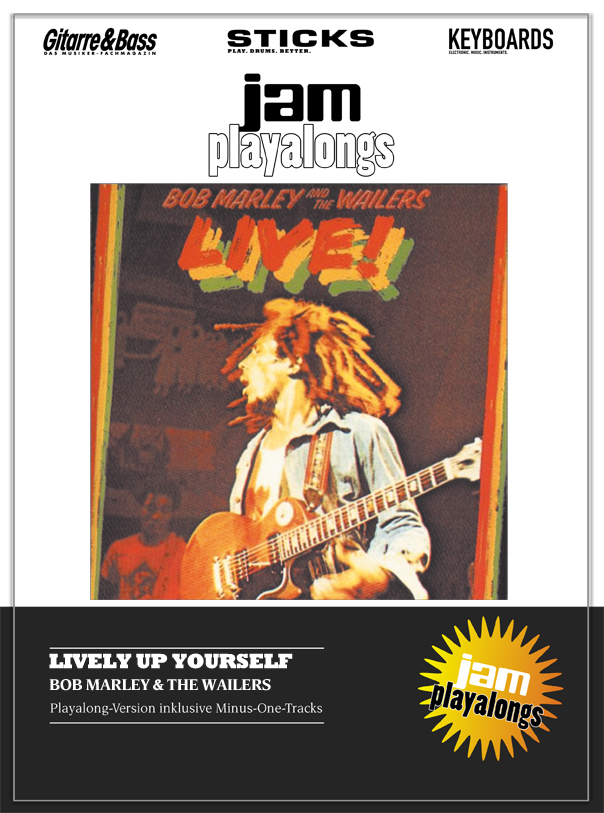 Produkt: Lively Up Yourself – Bob Marley & The Wailers