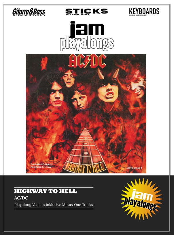 Produkt: Highway To Hell – AC/DC