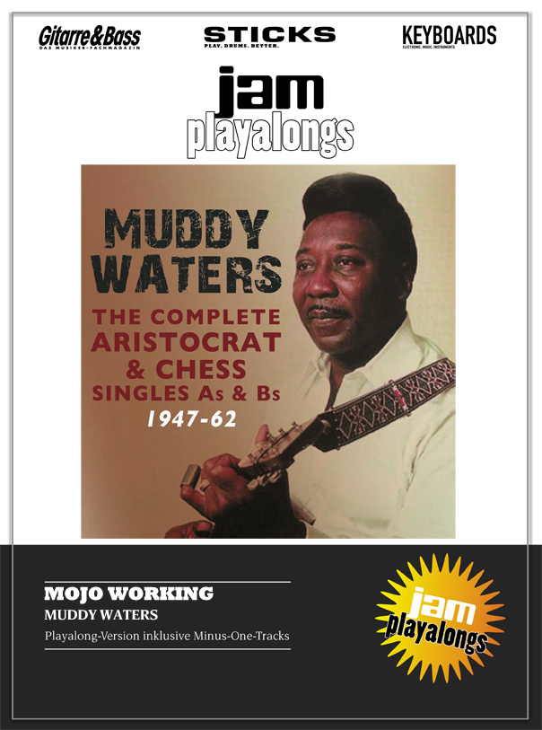 Produkt: Mojo Working – Muddy Waters