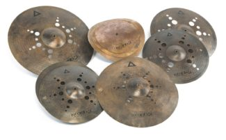 Istanbul Agop Cymbals der Xist Ion Serie plus Clapstack-Effect