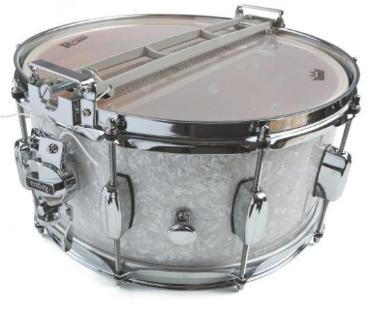 rogers dyna-sonic wood snaredrums