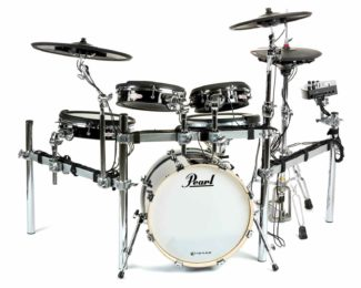 pearl e/merge e/hybrid electronic drum set